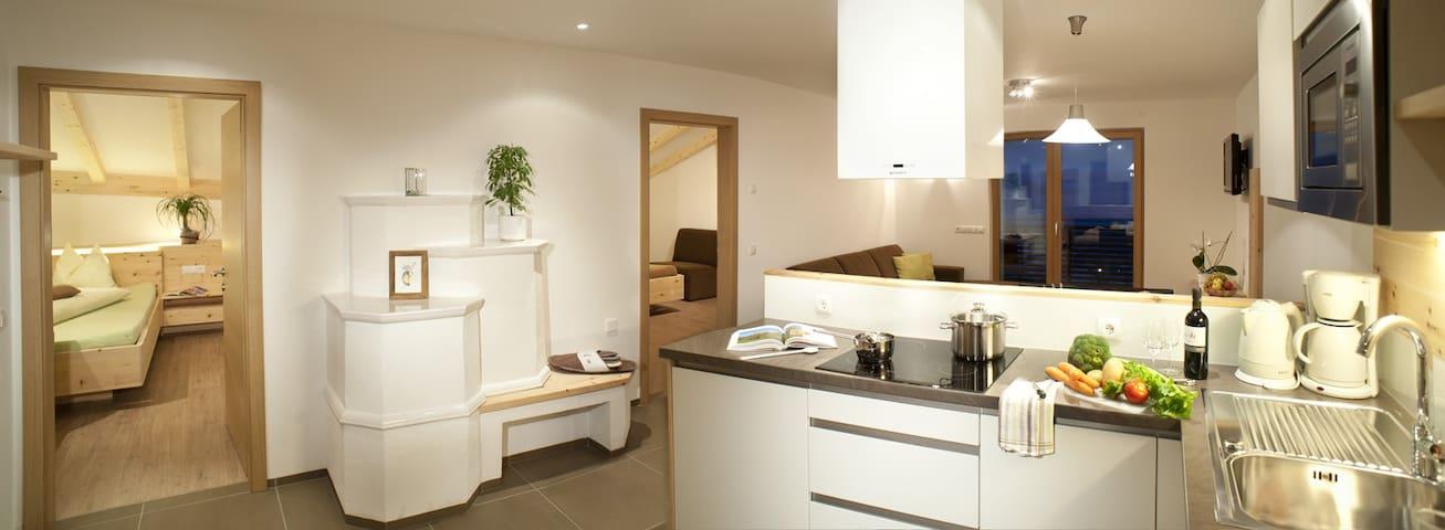 Ferienwohnung Zirbe - Kastelruth - Apartamento