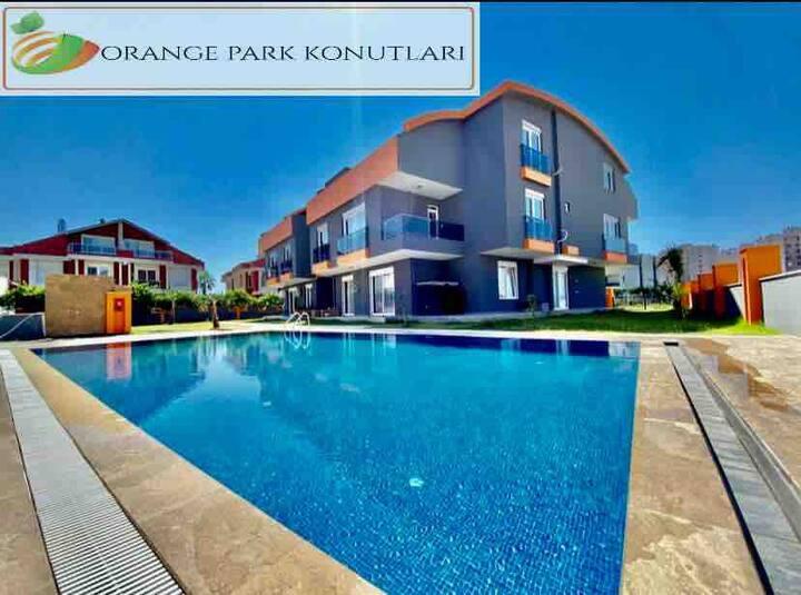 Antalya kundu hotel concept