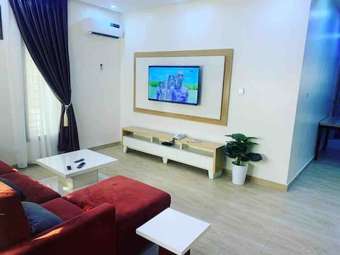 4 furnished 1 bedroom apartments in Abuja shortlet