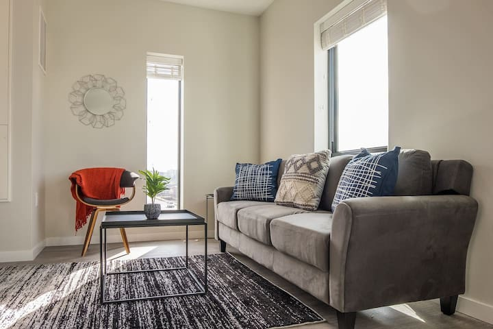 Open 1BR Apt in Capitol View South