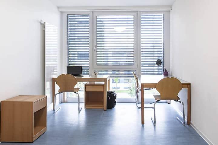 Cozy Wohnung, Lage bei Unicampus Mainz