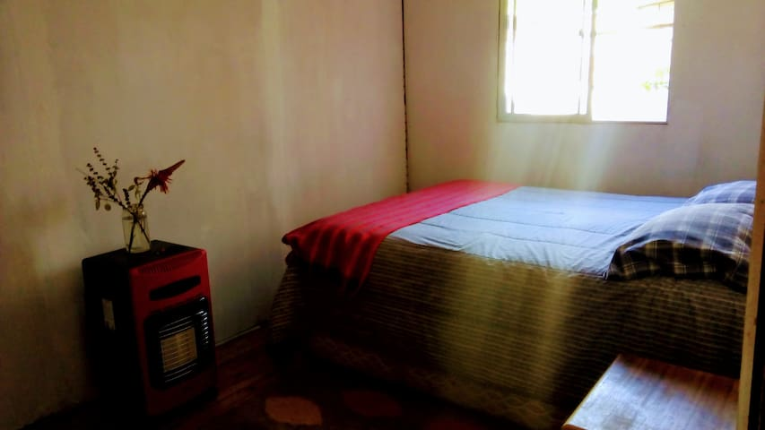 Habitación Privada Solo Mujeres Centro Pisco Elqui