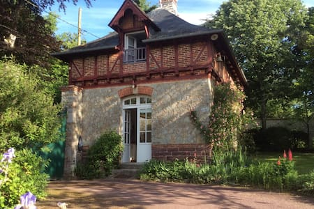 maison indépendante dans parc - Guichen - Rumah
