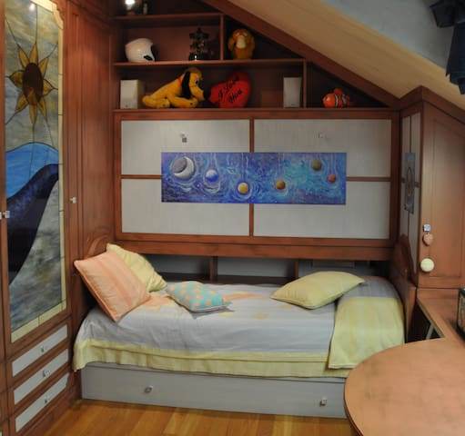 Acogedora habitación para disfrutar de Zaragoza
