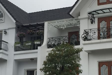 Garden house at river side - Phúc Lợi - Casa