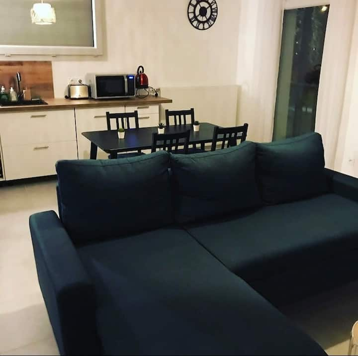 Chambre 10 m² dans appartement récent tout équipé