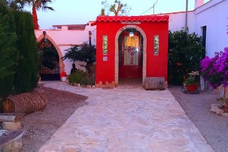 Hermosa casa rural en el campo de Cartagena