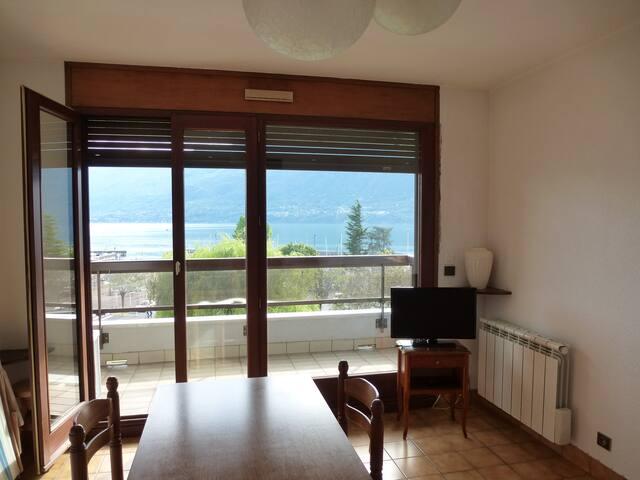 F1 bis meublé - séjour + chambre - - Aix-les-Bains - Apartamento