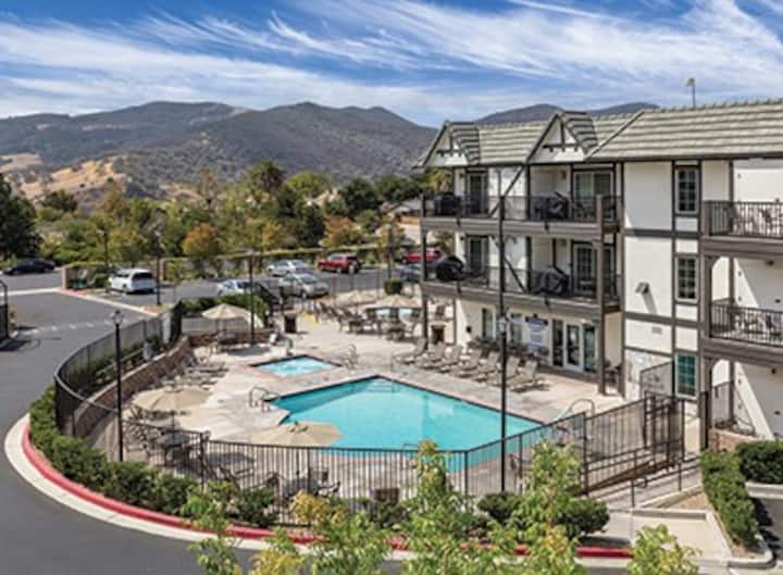 Solvang Resort Townhouse - Right in the Village!