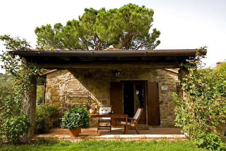 1 bedroom Umbrian cottage & pool - Paciano - Hus
