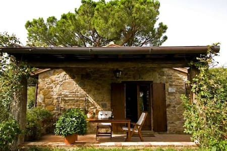 1 bedroom Umbrian cottage & pool - Paciano