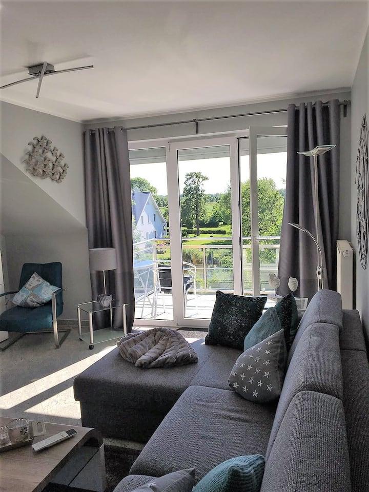 3-Zimmer-Komfortwohnung ,WLAN kostenfrei