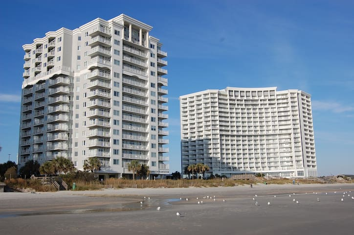 2 Bedroom Oceanfront @ Sea Watch - Myrtle Beach - Apto. en complejo residencial