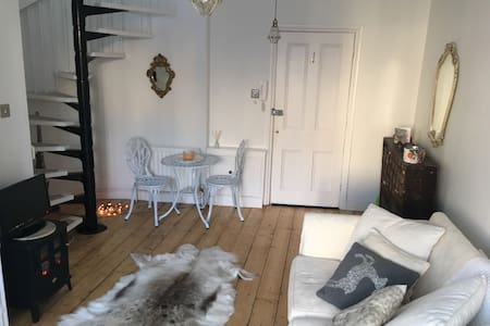 Charming sunny flat in Brighton - Hove - Apartmen