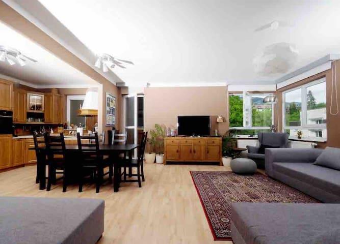 Family apartment Špindlerův Mlýn