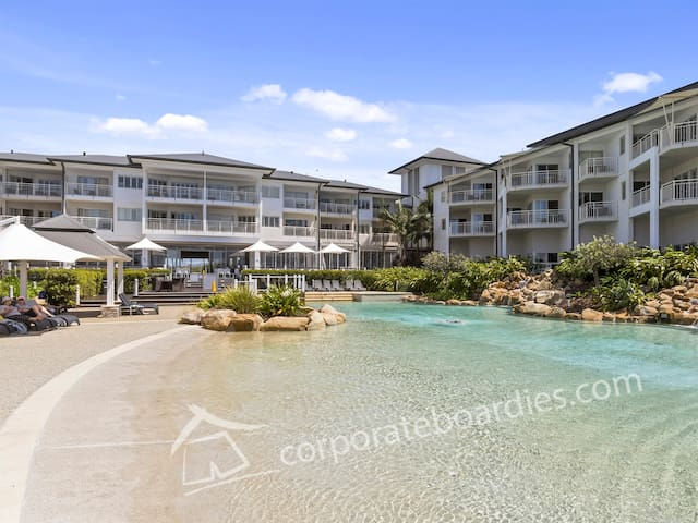 MAN6116 KINGSCLIFF RESORT APARTMENT - Kingscliff - Appartement