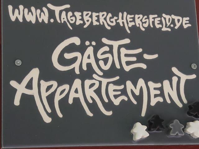 Wohlfühl - Appartement Tageberg in Bad Hersfeld