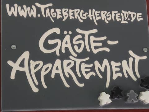 Feeling good - Apartment Tageberg in Bad Hersfeld