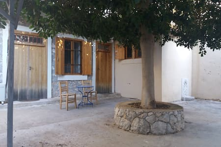 Traditional house in Salamina island - Salamina