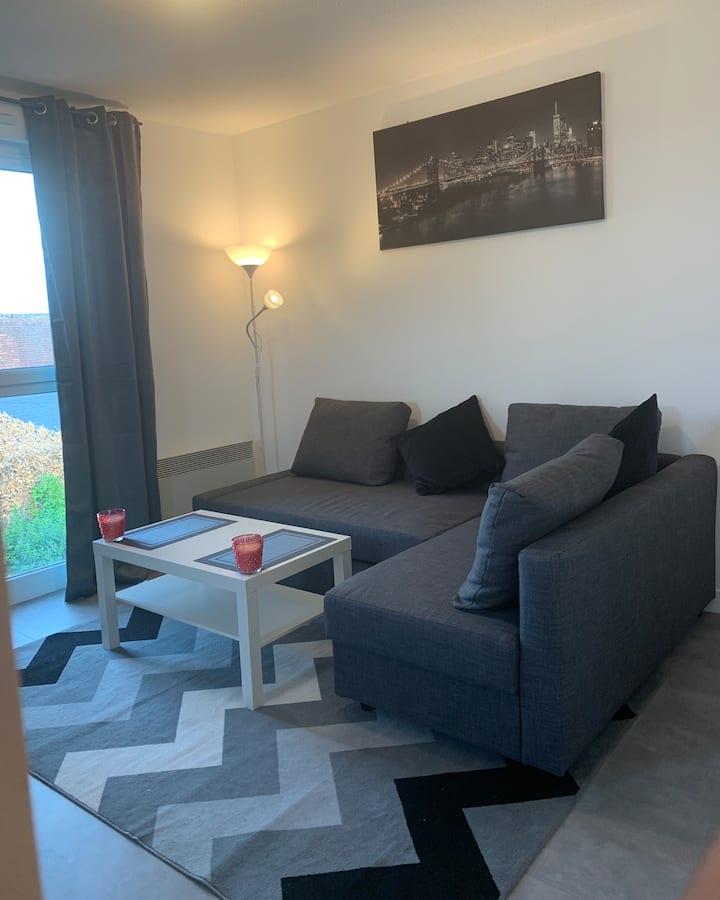 Très bel appartement en résidence privée