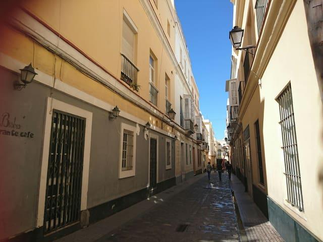 Cádiz,wifi ,A/C,zona la viña REF:VFT/CA/00593