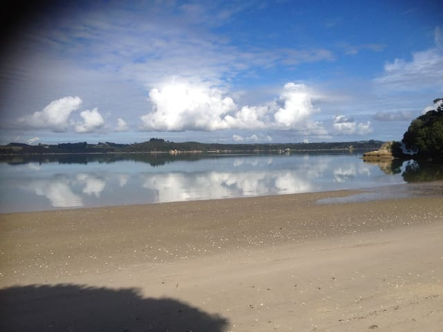 Absolute Beachfront - Te Tii - Camper/RV