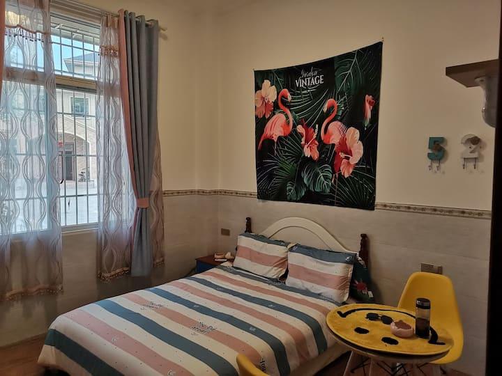 橘香小镇民俗,有3个不同风格独立房间