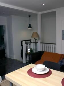 Cozy 2 bedroom apartment + balcony - Toronto - Lejlighed