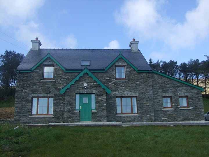 Goleen Home with Spectacular Sea Views