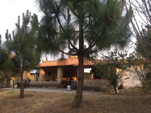 Casa de Campo en el Bosque de La Primavera
