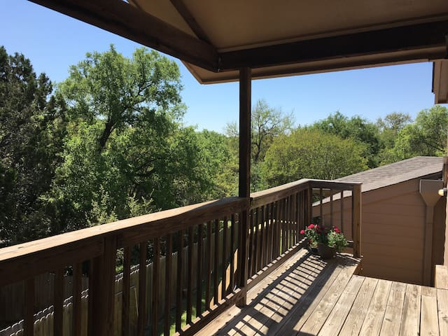 Studio Apt Close to Zilker/Barton Springs/360 - Austin - Apartment