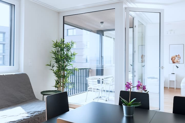 BS Squirrel V - Messe HITrental Apartment