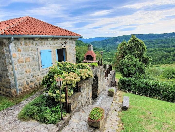 Holiday house Casa Prodan, Buzet