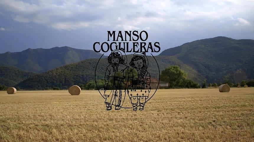 Manso Coguleras 20 naturaleza - Sant Jaume de Llierca - Bungalou