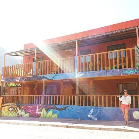 Hostel Balcones de Pisco Elqui