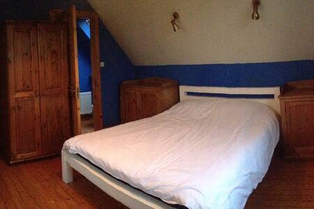 West Clare Killimer Ensuite Master Bedroom - Kilrush - Rumah