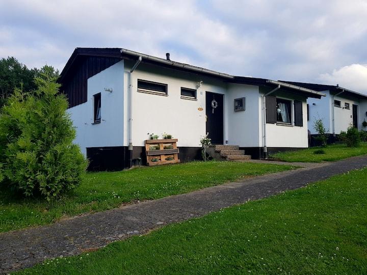"""unser Ferienhaus """"am Wäldchen"""" TOP Lage"""