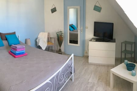 Cosy Room near Disneyland Paris and CDG Airpor - Lagny-sur-Marne - House