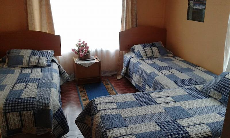 """Hostel Estrellita Del Sur """"puerto natales"""" - Puerto Natales - Hostel"""