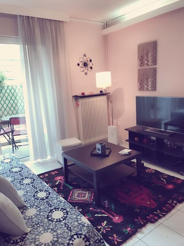 Nice & Cozy Apartment Ideal For Relaxing - Likovrisi - Apartment