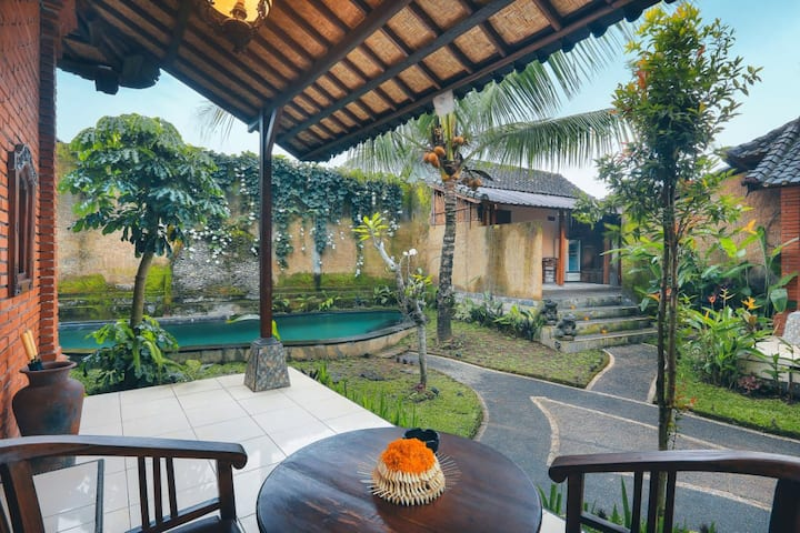 Balinese cottage