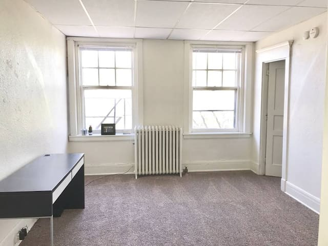 Simple space in great location