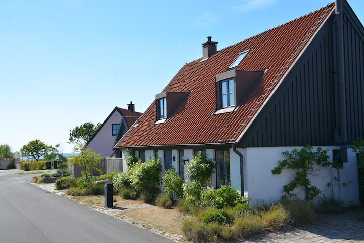 Spacious house in beautiful Mölle