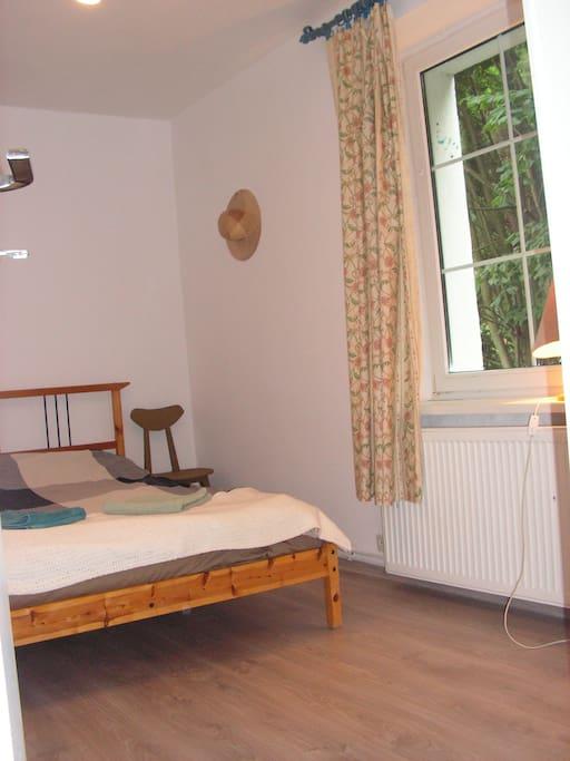 II sypialnia z podwójnym łóżkiem