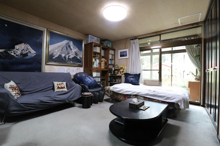 Stay like Granma's house, 1 stop to Kamakura