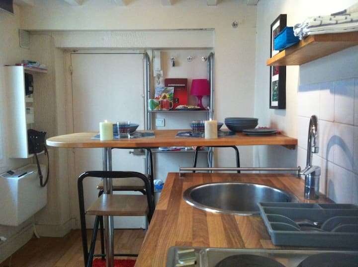 Location appartement Duplex Marais