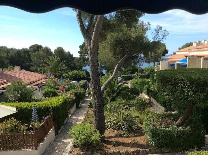 LES ISSAMBRES STUDIO DS RESIDENCE ACCES DIRECT MER