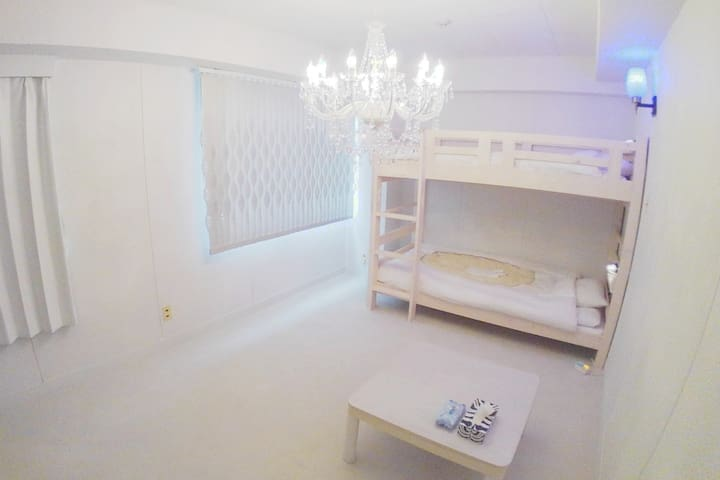 Setouchi Triennale Hotel 201Art2 Female dormitory