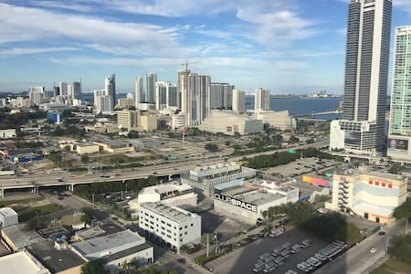 Remarkable view in Miami - Miami - Wohnung