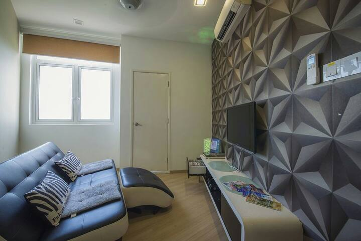 Dinh Hung entri House homestay